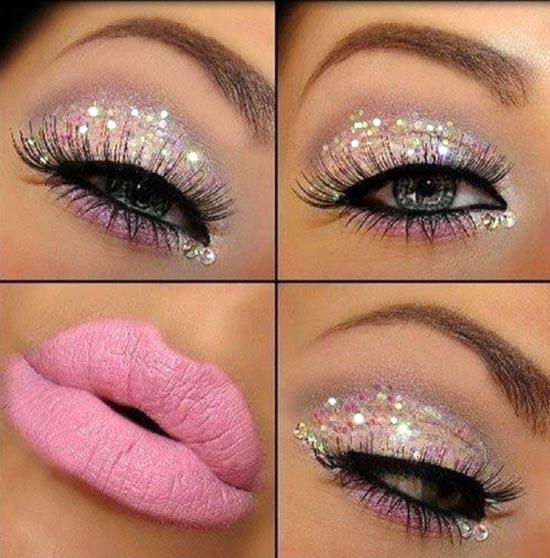 10 Idee Per Il Vostro Makeup Di Natale