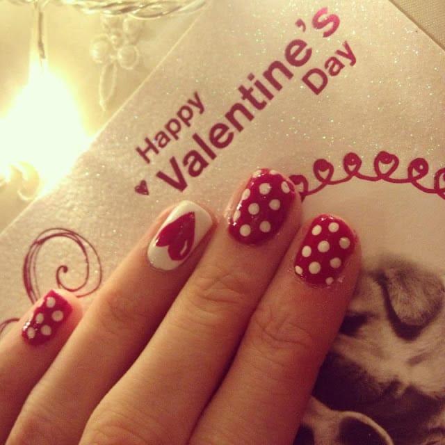 State gia pensando alle vostre Nail art di San Valentino? ecco 20  fantastiche idee
