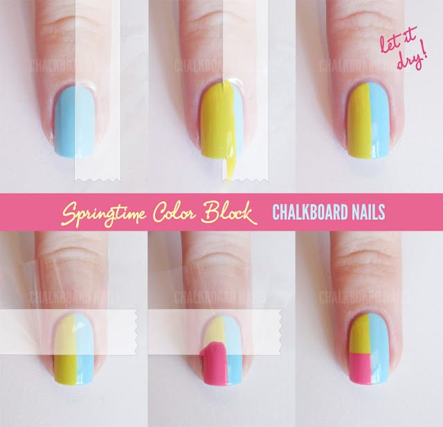 2nail art tutorial 2014