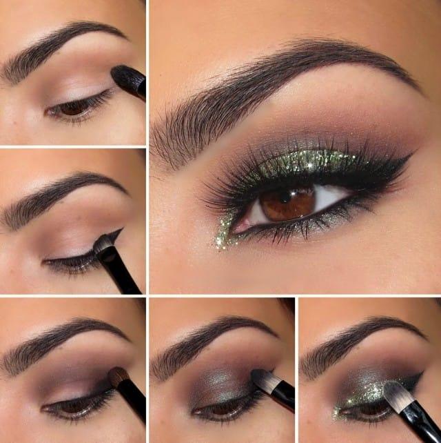 makeup metallic11