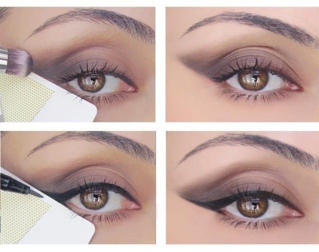makeup metallic3