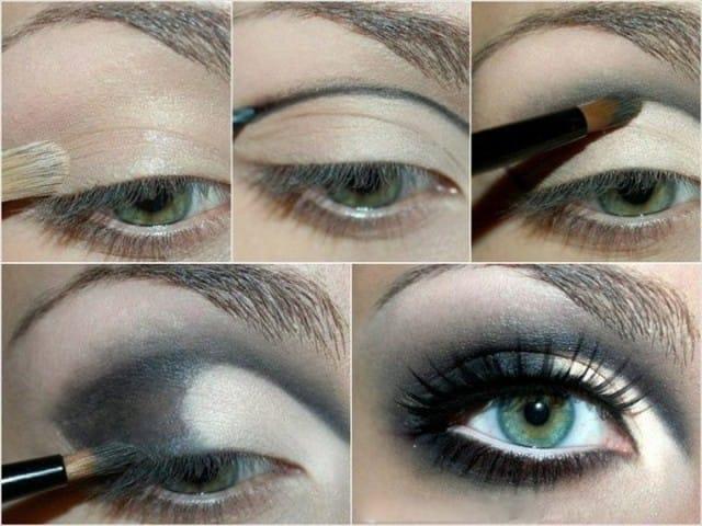 makeup metallic4