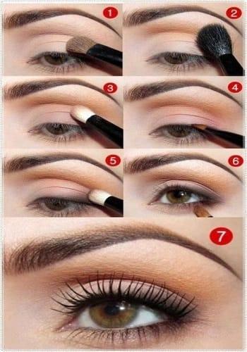 makeup metallic5