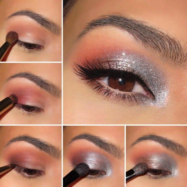 makeup metallic9
