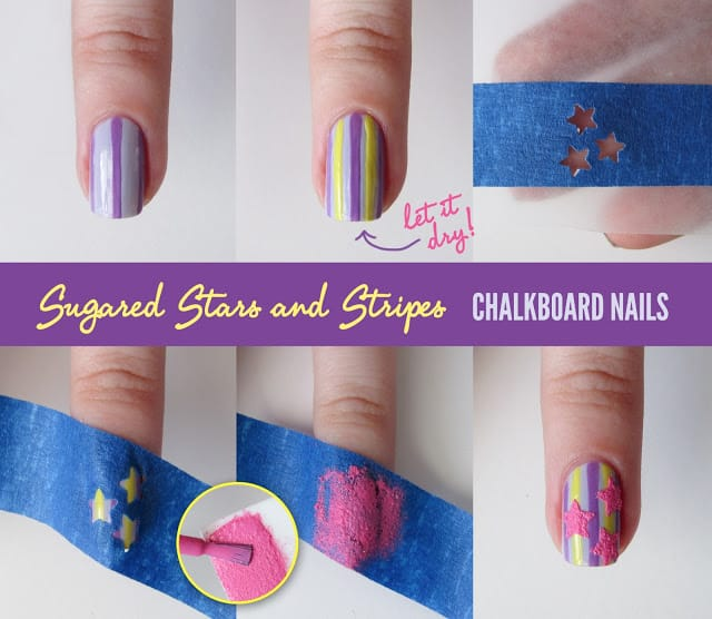 nail art tutorial 2014