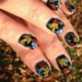 15 nail art con i colori dell'autunno