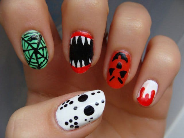 nail-halloween