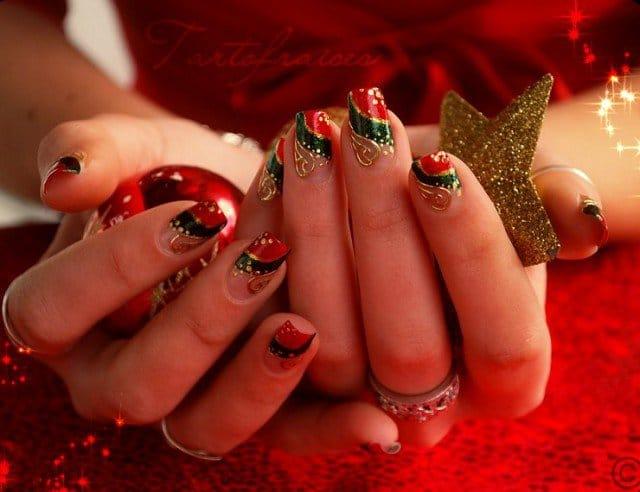 christmas-nails-2014