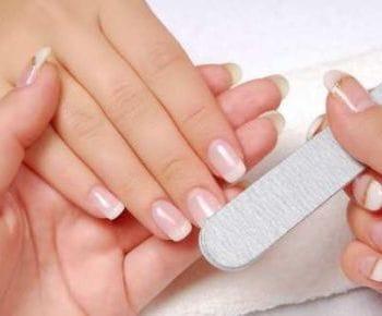 limatura delle unghie