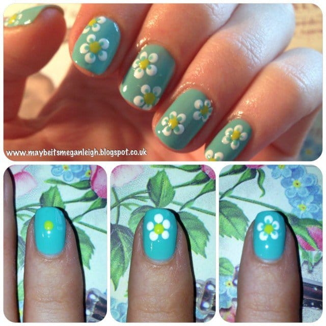 11spring-nail-art-Step-By-Step