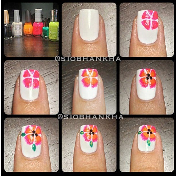 15spring-nail-art-Step-By-Step