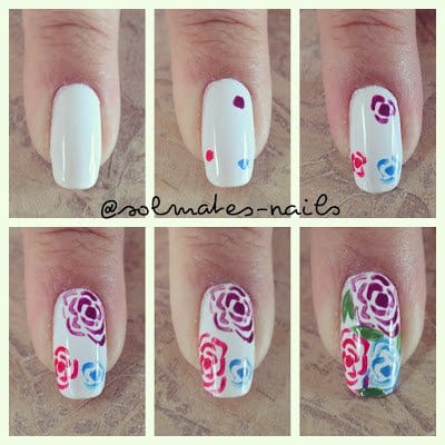 2spring-nail-art-Step-By-Step