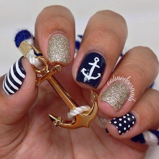 11nautical-nail-art