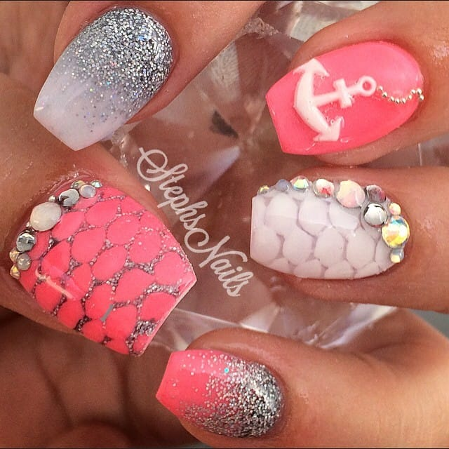 nail-art-oceano