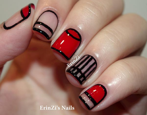 24_classy_nail_art_designs_for_short_nails24