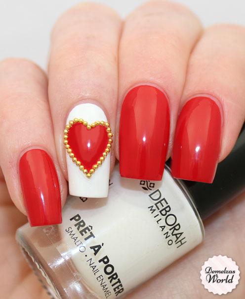 Deborah-Milano-Studded-Heart-Nail-Art1