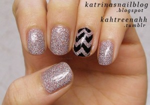 wedding-zigzag-tipped-nail-designs-art-55217