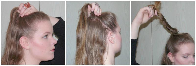 capelli mossi senza piastra grazie ai torciglioni